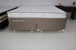 cama box queen em oferta!