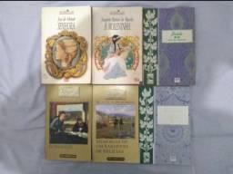 6 livros da literatura brasileira