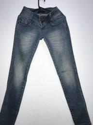 calça jeans PATOGE