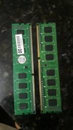 2 memórias DDR3