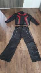 Jaqueta e calça x11 corduma