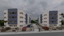 Apartamentos no Valentina com dois e três quartos
