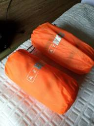 Travesseiros auto inflavel Azteq looper