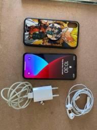 Vendo IPhone X 64GB Cinza Espacial