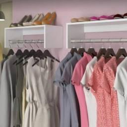 Cabideiro Arara para roupas