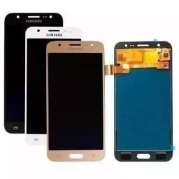 Combo Tela Display Touch Samsung J5 J5 Metal J5 Prime