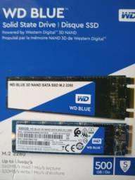 SSD 500Gb M.2
