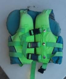 Colete salva vidas para crianca yamanautica 25kg