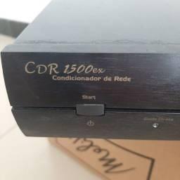 Savage CDR1500ex - Condicionador de energia para áudio e vídeo