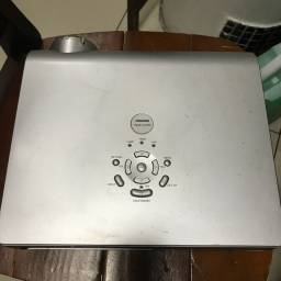 Projetor Toshiba tdp s35 110V 848 horas de uso