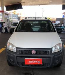 Fiat strada 2015 1.4 mpi working cs 8v flex 2p manual