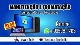 Formatação Computador / Notebook