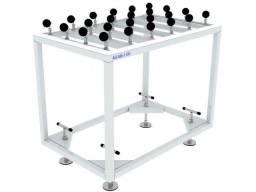 Lapidadora de vidro manual
