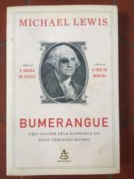 Bumerangue (Português) por Michael Lewis