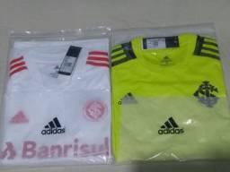 2 camisas Internacional , camisa treino e reserva 21-22