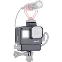 Ulanzi V2 Vlog Case Action Camera Habitação Shell Vlogging