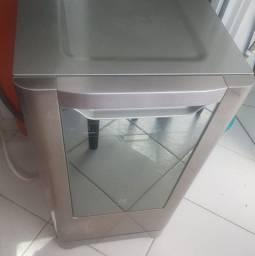 Máquina de lavar louça em inox Electrolux 10 serviços
