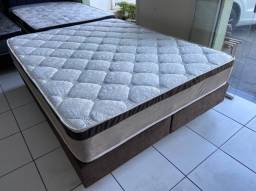 cama box queen size Linda - entrego