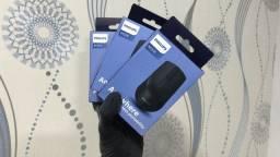 Mouse Óptico Sem Fio 1.600 Dpi Philips - M374