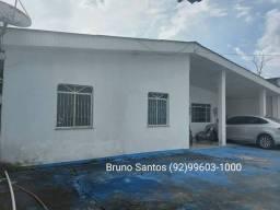 Casa com três dormitórios, Conjunto Eduardo Gomes / Hiléia. Próx a Torquato Tapajós