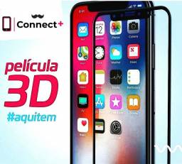Película de vidro 3D iPhone