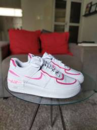 Tênis Nike Air Force Shadow feminino novo