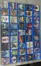 Compro jogos de ps4