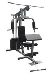 Estaçao Musculação Multipla Studio 4000 Com 100kg Peso