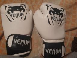 Luva boxe