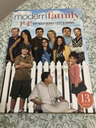Box dvd Modern Family (1-4 temporadas)