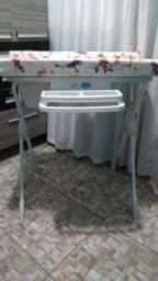 Banheira com trocador Burigotto completa