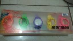 Vendo relógio Mormaii acquarela ORIGINAL