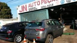 Sucatas de Jeep Compass 2018 diesel e flex para vendas de peças