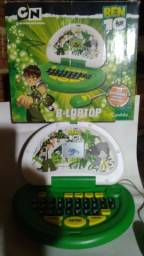 Notebook infantil do Ben 10