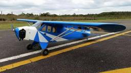 Aeromodelo Piper Clipped Wing completo