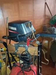 Motor de polpa Yamaha 8 hp