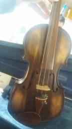 Violino rolin artesanal feito a mao top.som top