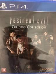 Ps4 - Resident Evil Novo