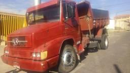 Caminhão caçamba, - 1990
