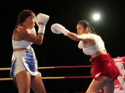 Dvd luta de boxe feminina