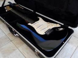 Guitarra Stratocaster Fender Squier Made In Japan 1993. Raridade