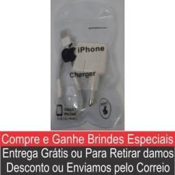 Carregador Iphone - Novo e Com Garantia