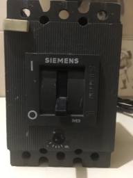 Disjuntor Termomagnético Siemens 80 A curva c tripolar em perfeito estado