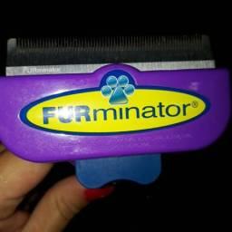 Furminator para retira excesso de pêlos de gatos