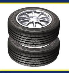 02 pneus Goodyear 195/65R15 91H