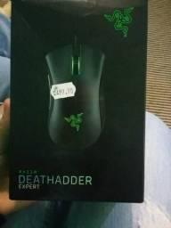 Mouse gamer novo