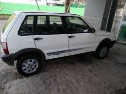 Fiat uno Mille way econ 2011 - 2011