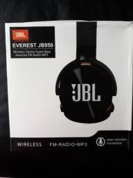 Fone de ouvido wireless fm.radio.mp3