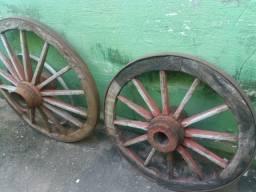 Vendo rodas de decoração