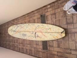 Linda prancha de surf aerofish longboard em otimo estado